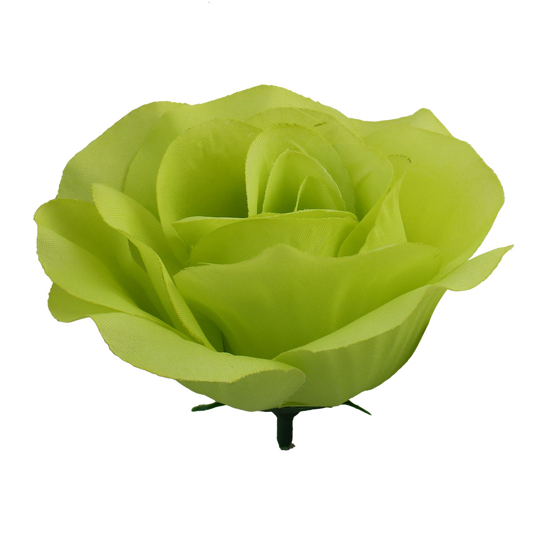 Living Room Table Office Handcraft Artificial Flower Rose Heads Decorations # 7