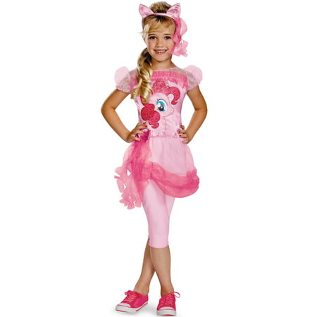 Pinkie Pie Classic Child Costume - Little Kid Costume For Adults