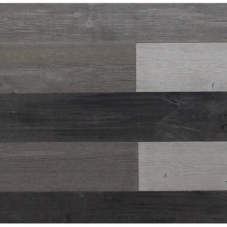 Self Adhesive Wall Panels Reclaimed Weathered Wood Planks L Stick Rustic Barn Paneling