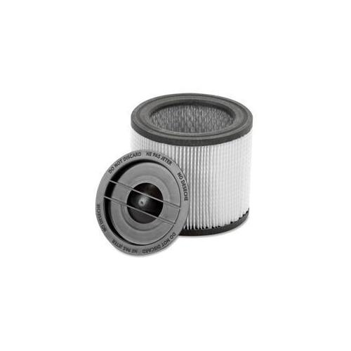 Shop-Vac Corporation Shop-Vac Corporation Cartridge Filter, Ultra Web, Regular, Nanofibers, BE-BK