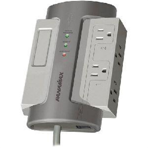Panamax M4-EX 4-Outlet MAX 4 EX Surge Protector