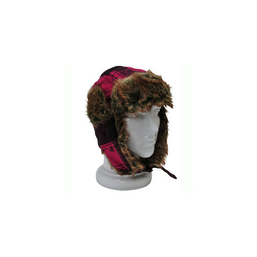 BlackCanyon Outfitters BCOTHPP TROOPER HAT WITH PINK BUFF...