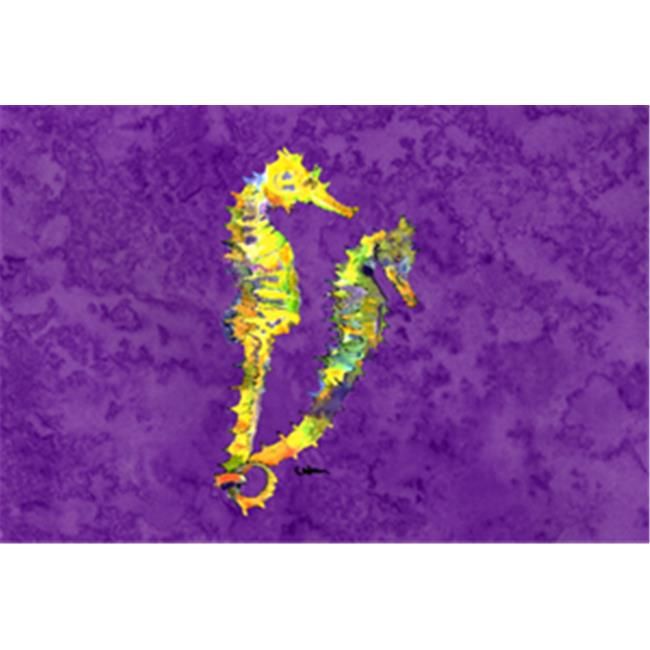 Seahorse  Fabric Placemat