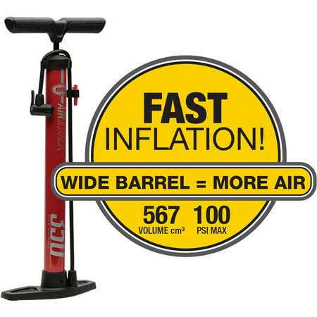 bell air pump instructions