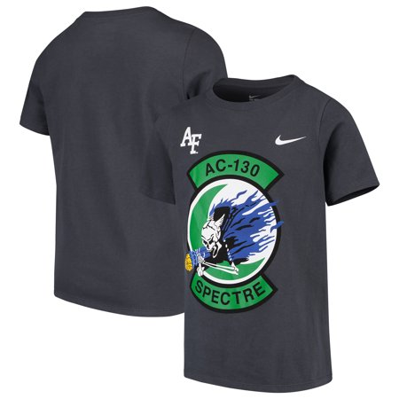 Air Force Falcons Nike Youth Spectre AC-130 T-Shirt - Anthracite ()