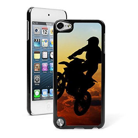 For Apple iPod Touch 5th / 6th Generation Hard Back Case Cover Dirt MX Bike Motorcycle Motocross (Bike Case)