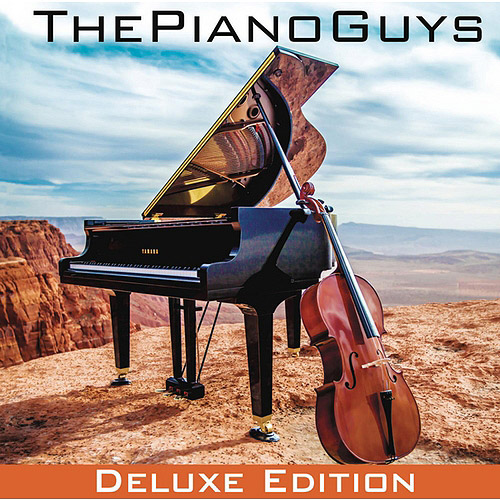 The Piano Guys (Deluxe Edition) (CD/DVD)