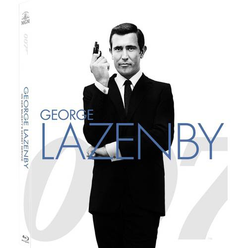 007: George Lazenby (Blu-ray) by Mgm