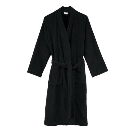 Twisted Heart Terry (TowelSelections Women's Robe, Low Twist Cotton Terry Bathrobe )