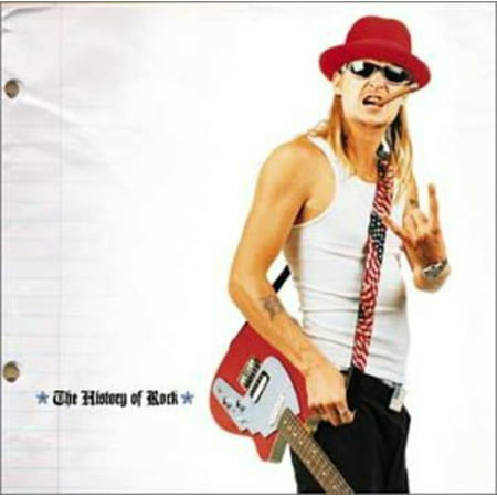 History of Rock (CD) (Rock Music Styles A History)