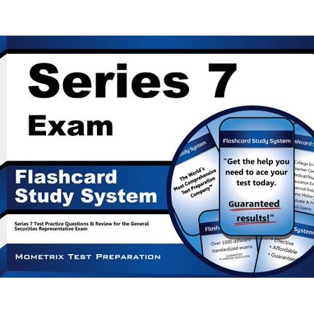 Series 7 Exam Flashcard Study System : Series 7 Test Practice Questions and Review for the General Securities Representative Exam Security Card Series