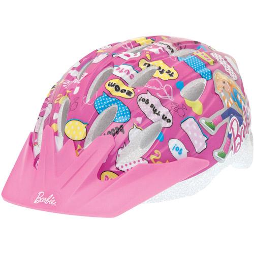 Bell Barbie Pedalin' Pretty Bike Helmet, Child