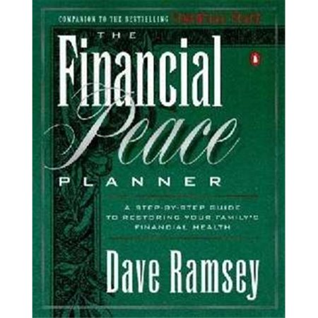 Penguin Group Usa 00468X Financial Peace Planner