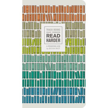 Read Harder (A Reading Log) : Track Books, Chart