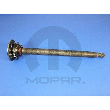 Axle Shaft Rear Left MOPAR 68019095AB fits 07-09 Dodge Sprinter 2500