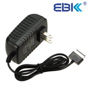 EBK Wall Charger Adapter For Asus Eee Pad Transformer TF101 A1 B1 TF201 TF300T
