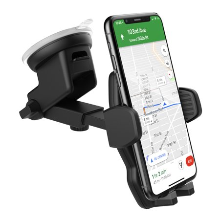 Apple iPhone XS Max Car Mount Vehicle Holder (Dashboard/Windshield/Vent)