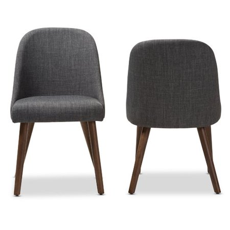 Tremendous George Oliver Croom Mid Century Upholstered Dining Chair Set Of 2 Set Of 2 Pdpeps Interior Chair Design Pdpepsorg