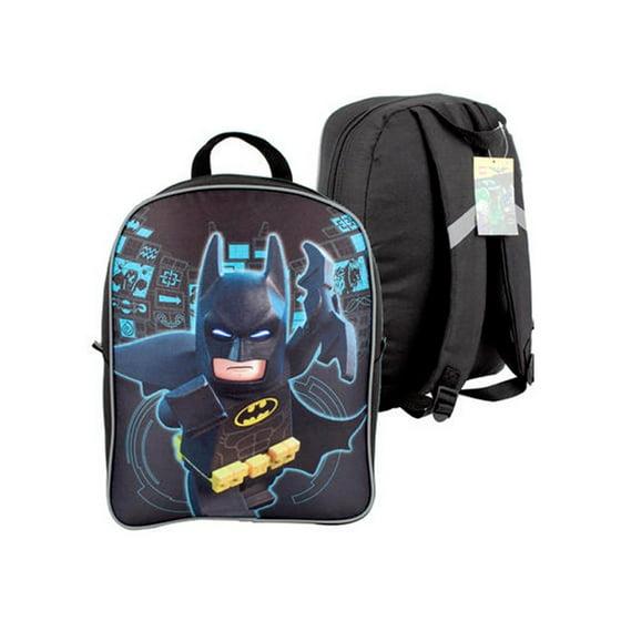 248fa828edb3 gHTN - Batman Lego Movie Backpack School Book Bag Boys Superhero 15.5