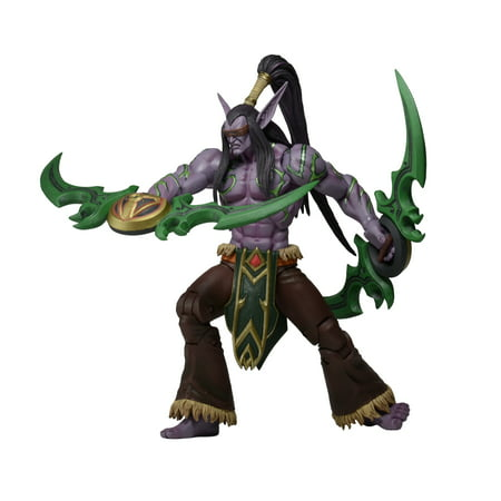 Heroes of the Storm - Illidan Stormrage - 7in Scale Action Figure (Heroes Of The Storm)