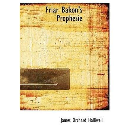 Friar Bakon's Prophesie - image 1 de 1