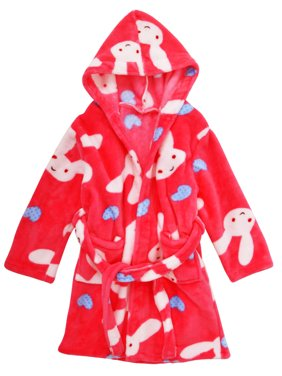 Children Outdoor Pool Coverup and Beach Coverup,Rose,4-6 Years