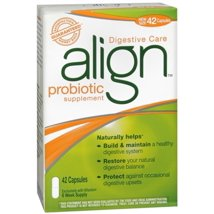 Probiotics: Align Digestive Care Probiotic Supplement