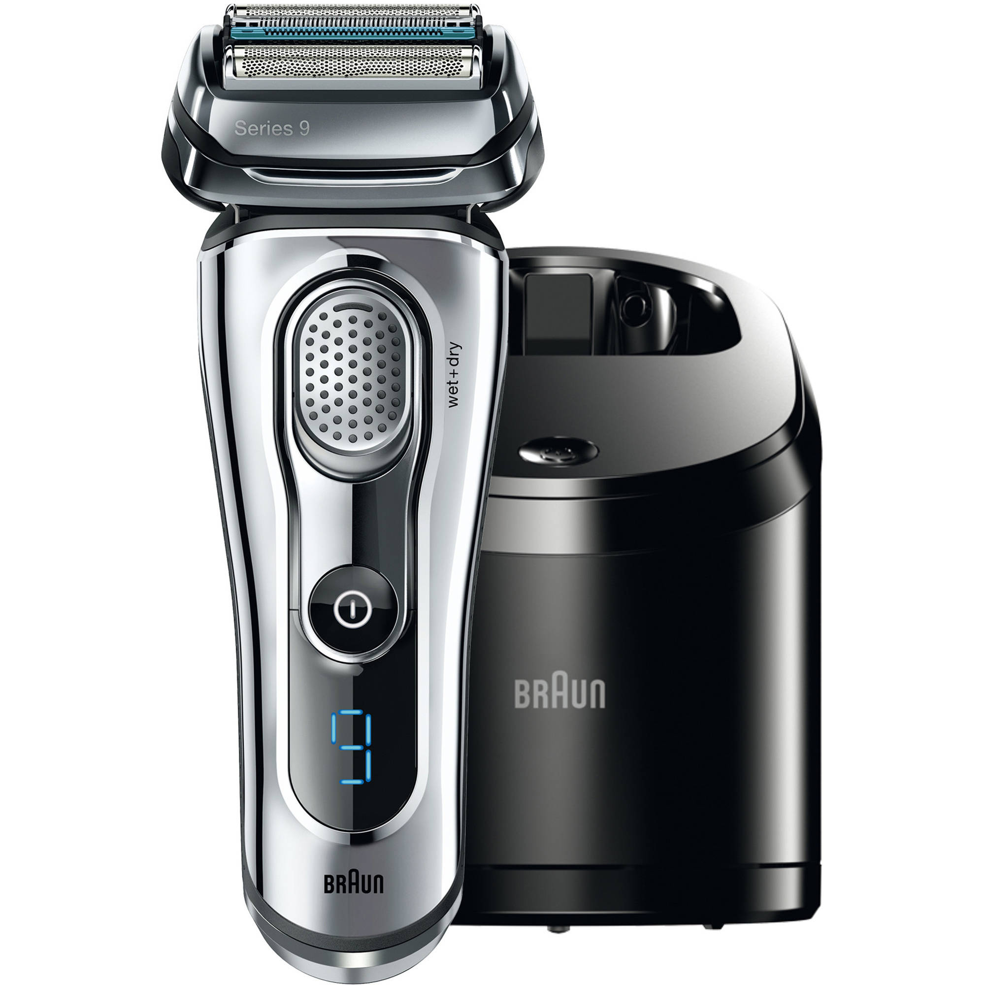 Braun Series 9 Wet & Dry Electric Shaver Kit, 9095cc, 6 pc