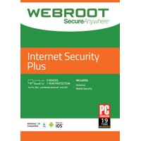 Webroot Internet Security Plus + Antivirus