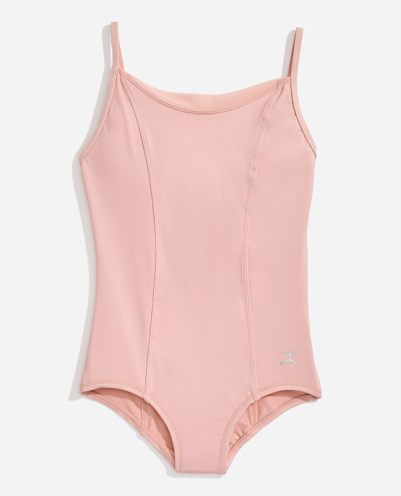 Girl's Criss-Cross Cami Leotard