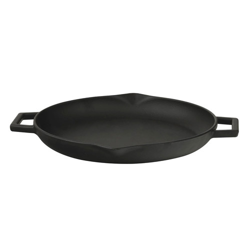 Lava Cookware ECO Enameled Cast-Iron 12'' Round Frying Pan