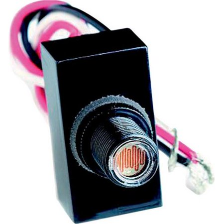 14008 Black Weatherproof Photoelectric Switch - image 1 of 1