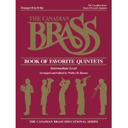 The Canadian Brass Book of Favorite Quintets : 2nd Trumpet