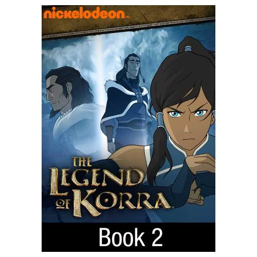 The Legend of Korra: Book 2: Spirits (2013)