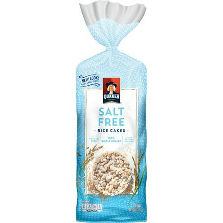 Quaker Salt Free Rice Cakes