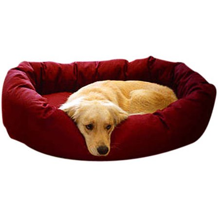 Majestic Materials - Extra Large 52'' Majestic Pet Bagel Bed Multiple Colors