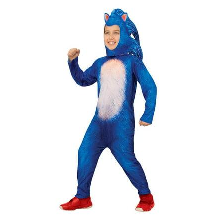 Simple Kid Halloween Costumes (Rubie's Sonic Halloween Costume for)