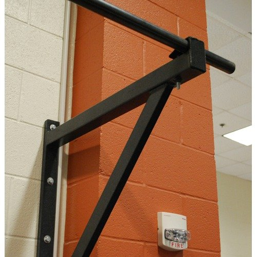 Muscle Driver USA Pendlay Elite Wall Mounted Pull-Up System (2 Brackets, 1 Crossbar)
