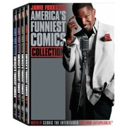 America's Funniest Comics Complete Series Volumes 1-4 by VIVENDI VISUAL ENTERTAINMENT