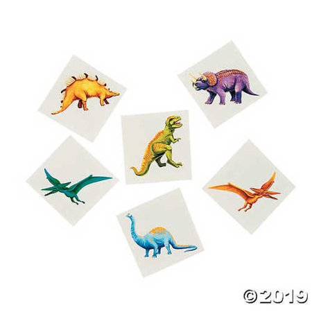 Cool Dinosaur Tattoos - Dino Tattoo