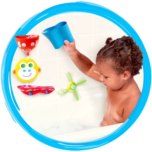 Alex Rub-A-Dub - Jungle Waterfall Bath Toy