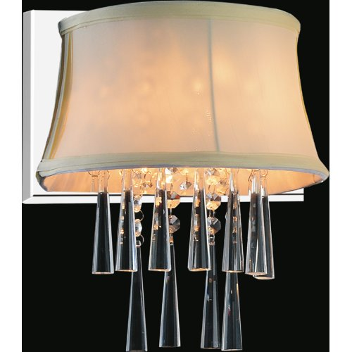 CWI Lighting Audrey 1-Light Wall Sconce
