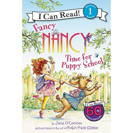 Fancy Nancy: Time for Puppy School - (School Puppy)