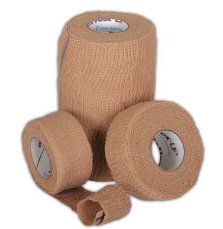 MEDLINE Bandage, Latex Free,No,Cohesive Foam MDS089006