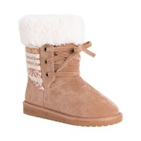 Deals on MUK LUKS Womens Melba Boots