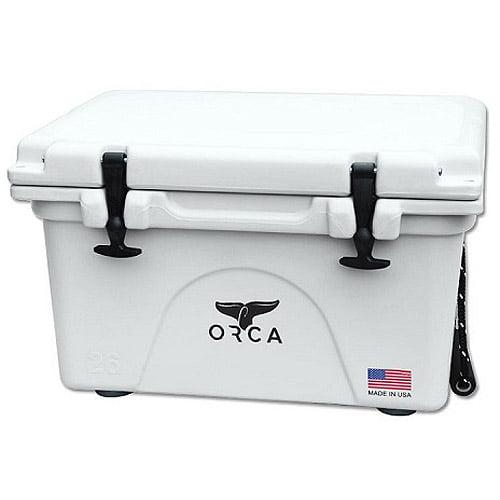 Orca Hard Sided Classic Cooler, White, 58 Quart