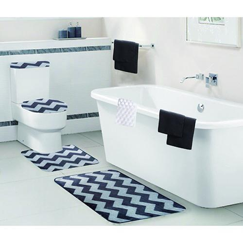 Geneva Home Fashions Sienna 9-piece Bath Set