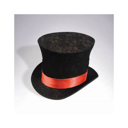 MAD HATTER HAT - Dark Mad Hatter Makeup