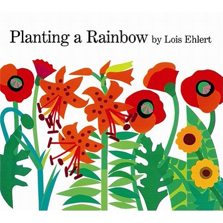 Planting a Rainbow (Paperback)](Reading Rainbow Halloween Books)
