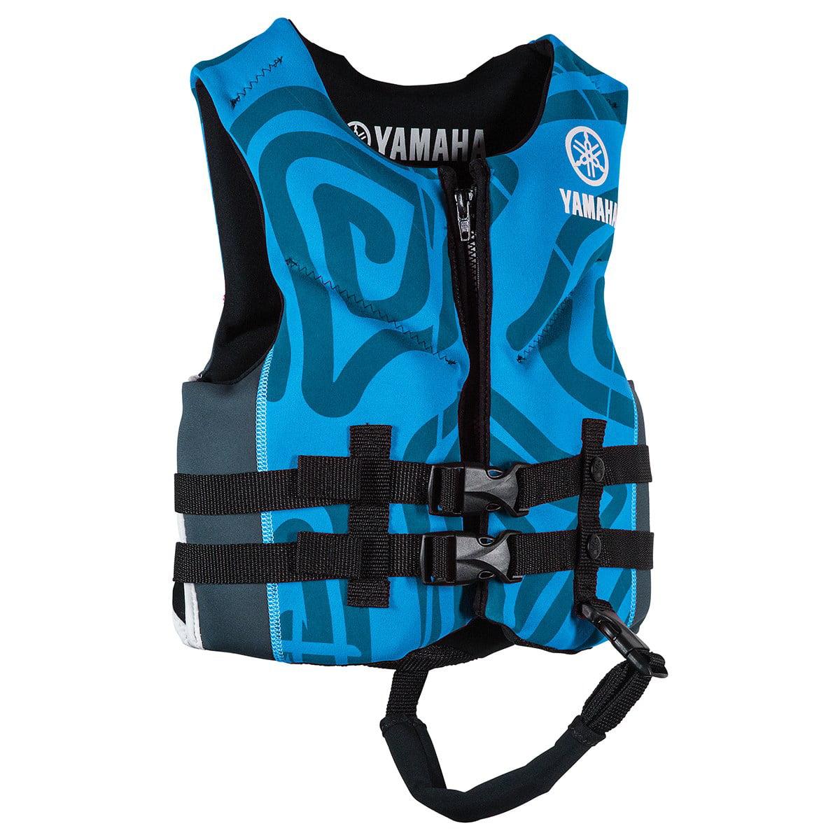 Yamaha Children's Neoprene Life Vest Jacket PFD